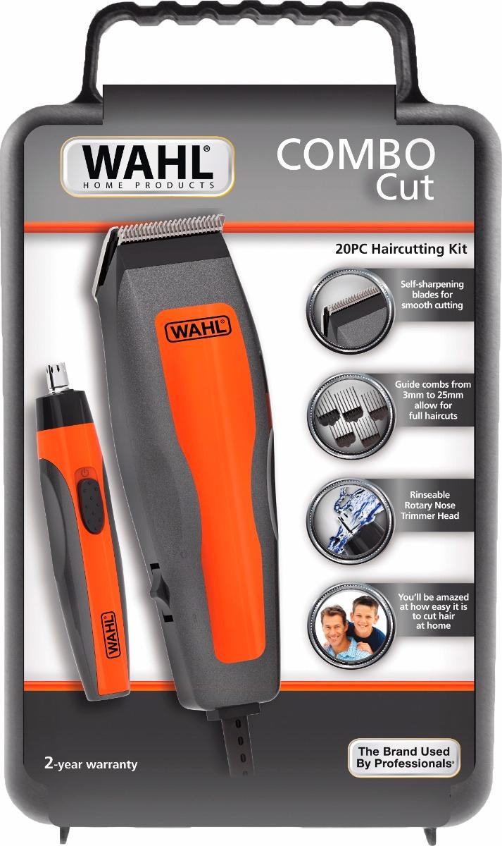 Kit cortadora combo cut 22 piezas 9314 2608 wahl 119 for Kuchenschranke 2 wahl