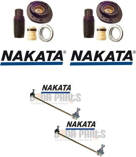 kit coxim batente coifa bieleta 206 207 original nakata