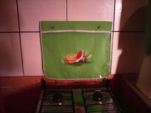 kit cozinha c/ 5 peças: