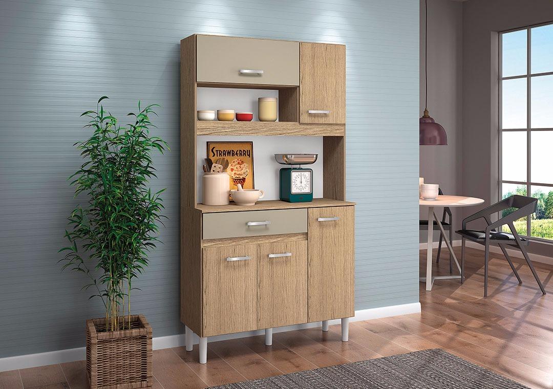 Cozinhas Compactas Em Promoo Cozinha Compacta Madesa Glamy Plus Com