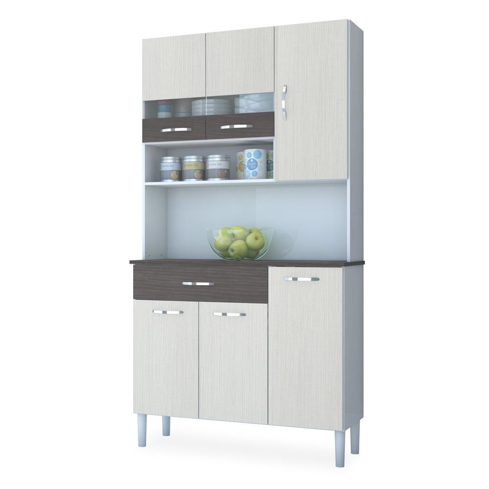 Kit Cozinha Compacta Branco Com Arena E Bano Pilar R 400 00 Em