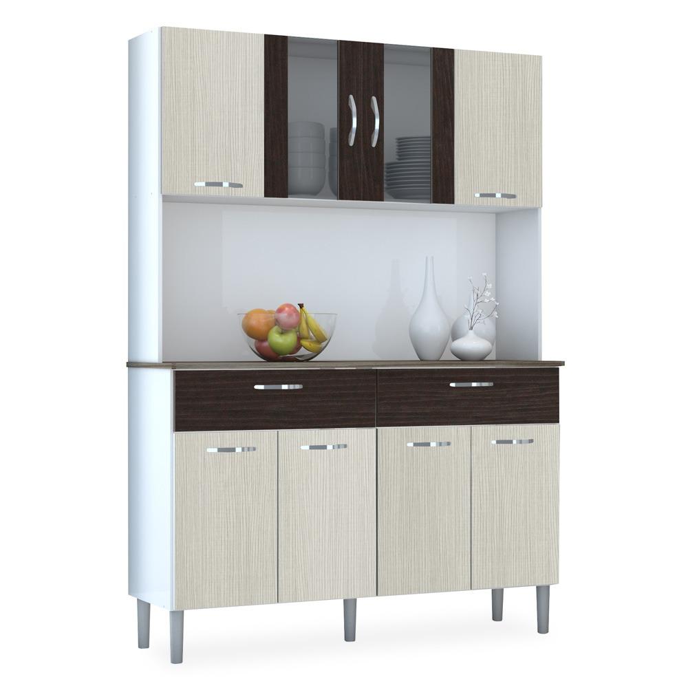 Kit Cozinha Compacta Branco Com Arena E Bano Volpi R 490 00 Em