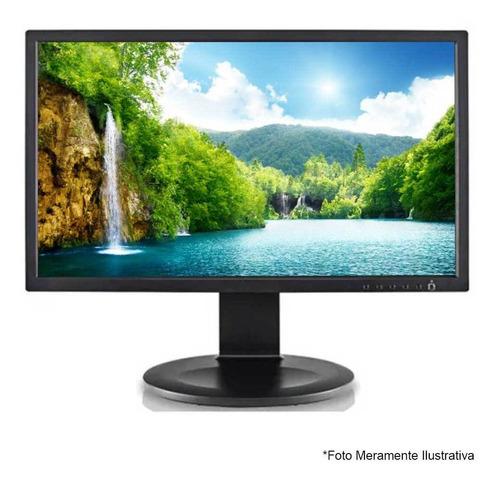 kit cpu hp elite 8100 ii5 6gb 500gb wifi monitor 19  wide