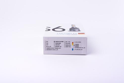 kit cree led 9005 6ta gen cooler 16000lm crled s6-9005-32