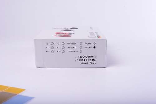 kit cree led 9005 8ta gen no cooler 24000lm crled m8-9005-24