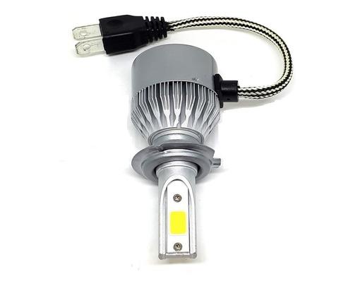 kit cree led h4 lampara alta / baja juntas auto c6 h4 - 9007