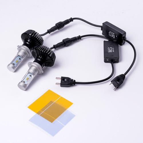 kit cree led h7 8ta gen no cooler 24000lm crled m8-h7-240