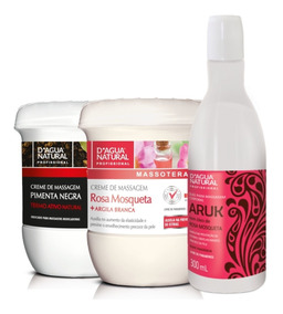 Kit MosquetaÓleo Rosa Negra Creme Pimenta 4jL5qcAR3S