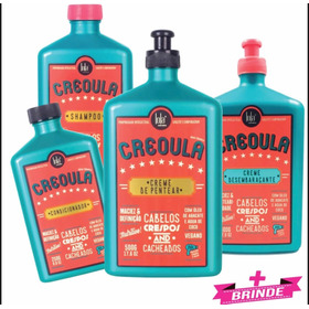 Kit Creoula Completo Lola Cosmetics
