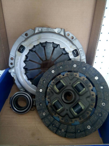 kit croche clutch embrague toyota yaris 2000 al 2010 1.3