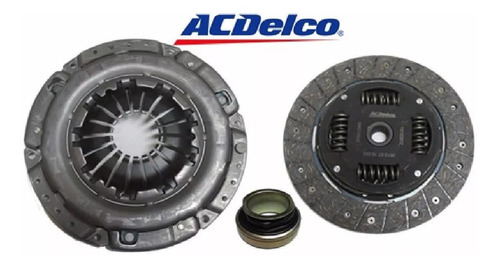 kit crochet  embrague aveo acdelco clutch kit 1.6 60 vrds