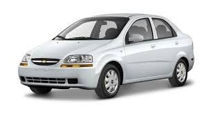 kit cromado chevrolet aveo family - sedan / platina trasera