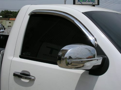 kit cromado chevrolet silverado 2008 - up 2 puertas