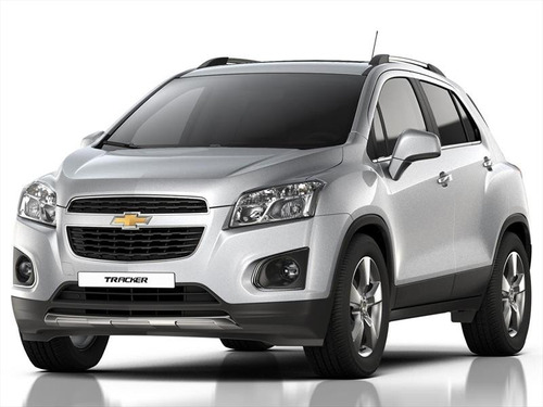 kit cromado chevrolet tracker manillas retrovisores !!!!!!