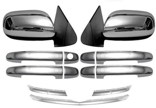 kit cromado ret maç grade dianteira corolla 2008 até 2011