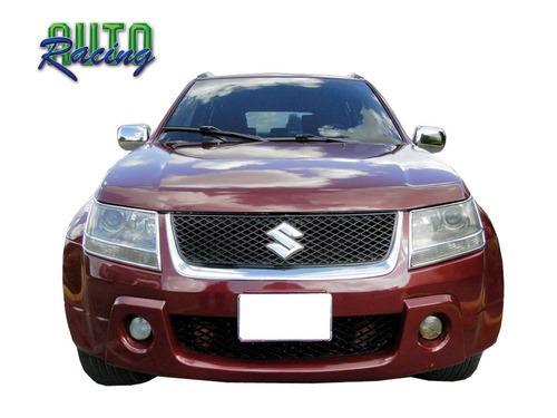 kit cromado suzuki grand vitara 2008-2010 12 piezas importad