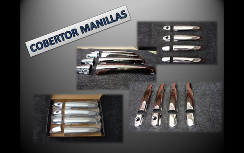 kit cromos vigo fortuner manijas modelos 06-14 8p oferta