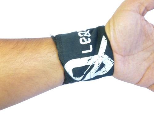 kit crossfit corda speed rope +munhequeira + hand grip couro