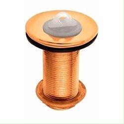 kit cuba de cobre 10 litros, torneira bancada e válvula