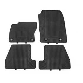 Kit Cubre Alfombras Goma Ford Focus Iii 15/16