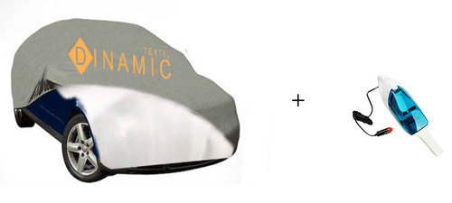 kit cubre auto antigranizo + aspiradora exc anti granizo