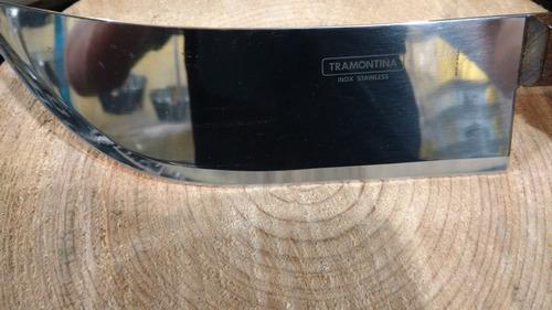 kit cuchillo taquera inoxidable bisagra 14 cm picar carnit