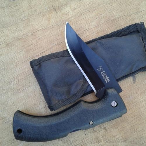 kit cuchillos militares + nava táctica black de regalo