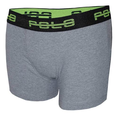 kit cueca boxer masculina polo rg518
