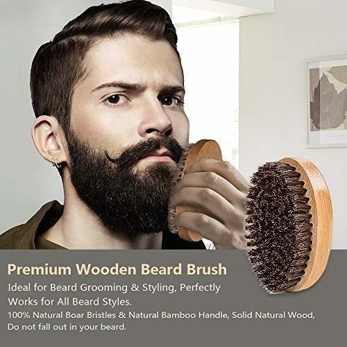 kit cuidado barba para kit cuidado