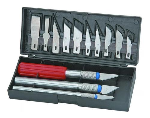 kit cutter bisturi precision reparacion tecnico celular
