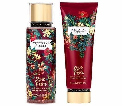 90ed2dce83e Kit Dark Flora - Victoria Secret - R  140