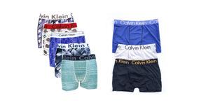 e5f8d7db2 50 Cuecas Calvin Klein Para Revenda 100% Originais - Boxer Masculino ...