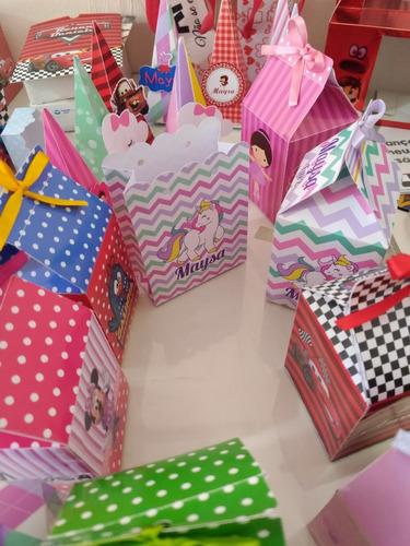 kit de 100 personalizados magali festa - todos os temas