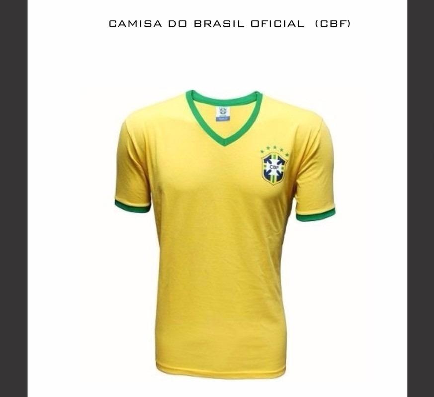 ... camisas brasil oficial cbf nike adidas puma. Carregando zoom. 45aab399a66d0