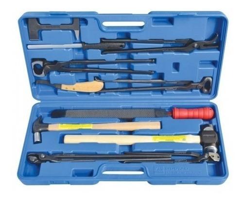 kit de 12 herramientas para herrar mustad envio gratis