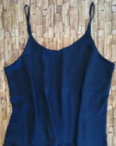 f1171d7bf8 Blusa De Seda Regata Branca Feminina - Calçados