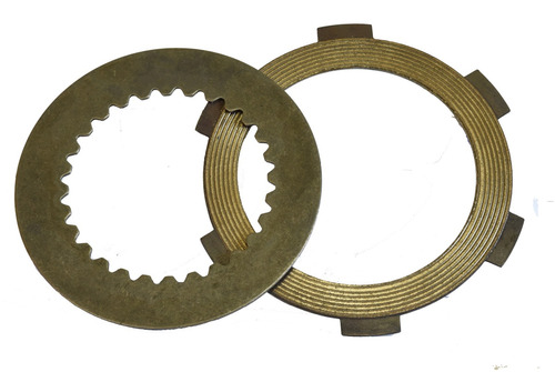 kit de 24 discos sinterizado e aço bw 40 (lamela)-reversor