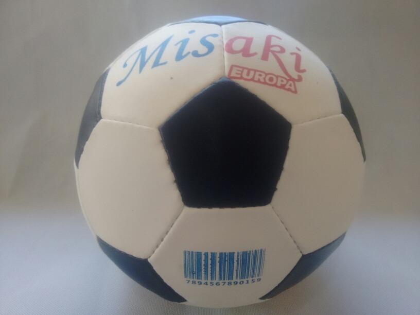 kit de 3 bolas de futebol recreação misaki - frete grátis. Carregando zoom. 4cc1248af4cee