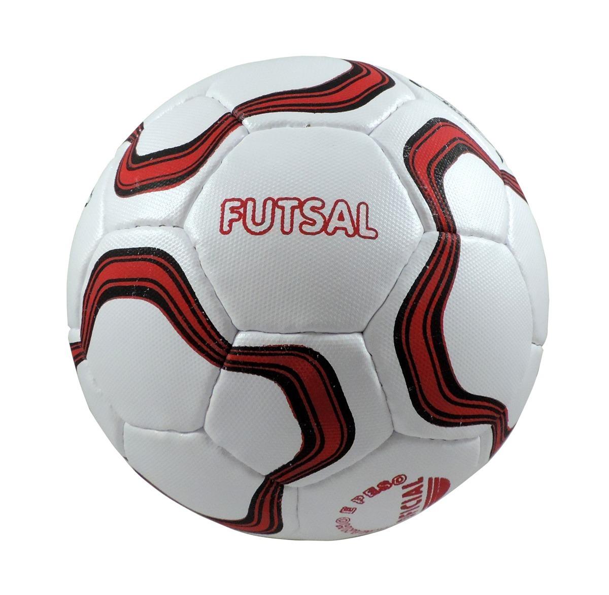kit de 3 bolas de futsal misaki - oficial salão costurada. Carregando zoom. e2b0f1ca15ab4