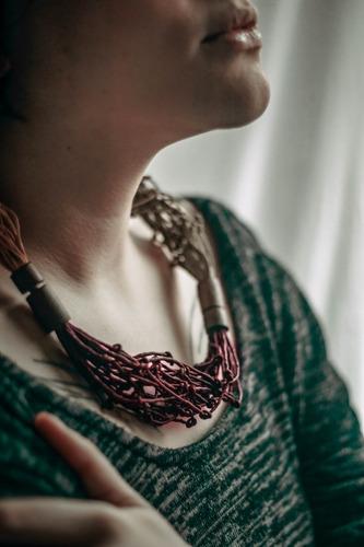 kit de 3 pulseiras femininas - da tribu | joias sustentáveis