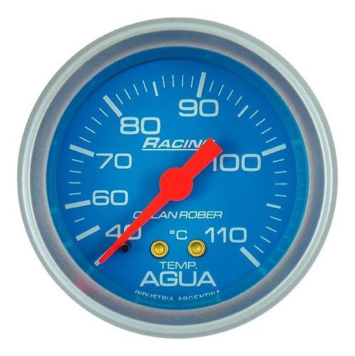 kit de 3 relojes orlan rober racing aceite agua amperimetro