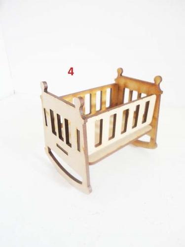 kit de 38 muebles para casa de muñecas en mdf envio gratis