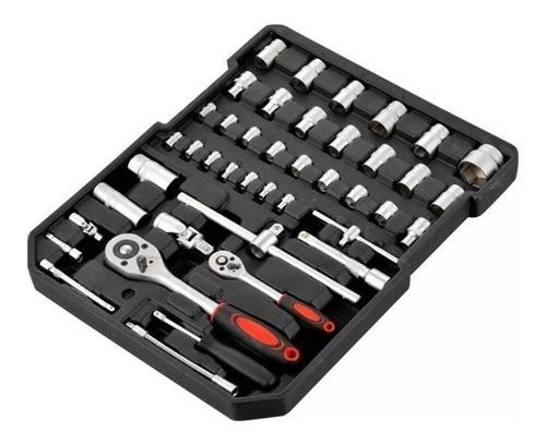 kit de 386 herramientas montana - caja valija