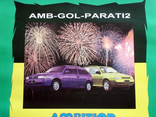 kit de 4 autofalante para gol 2 portas 960 watts(pmpo)