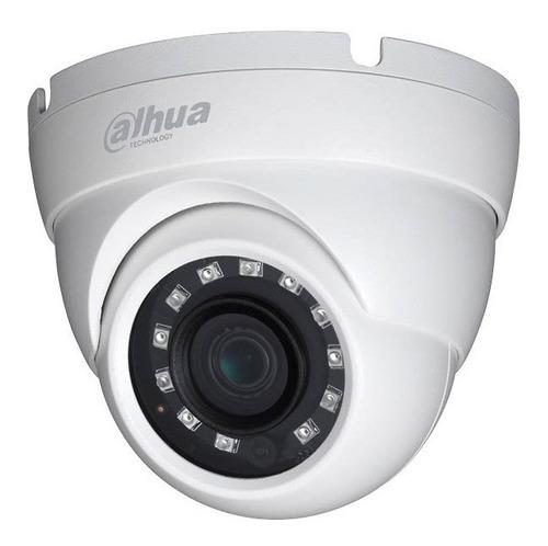 kit de 4 cámaras dahua con instalación incluida