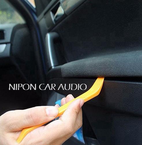 kit de 4 herramientas desmontaje car audio a sólo s/29,99