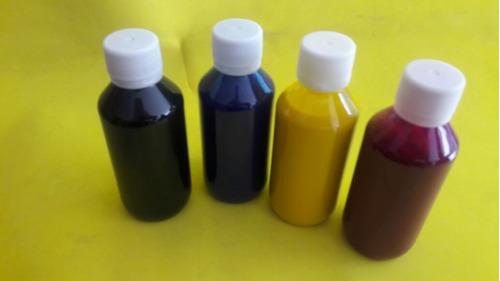 kit de 4 tintas epson durabray