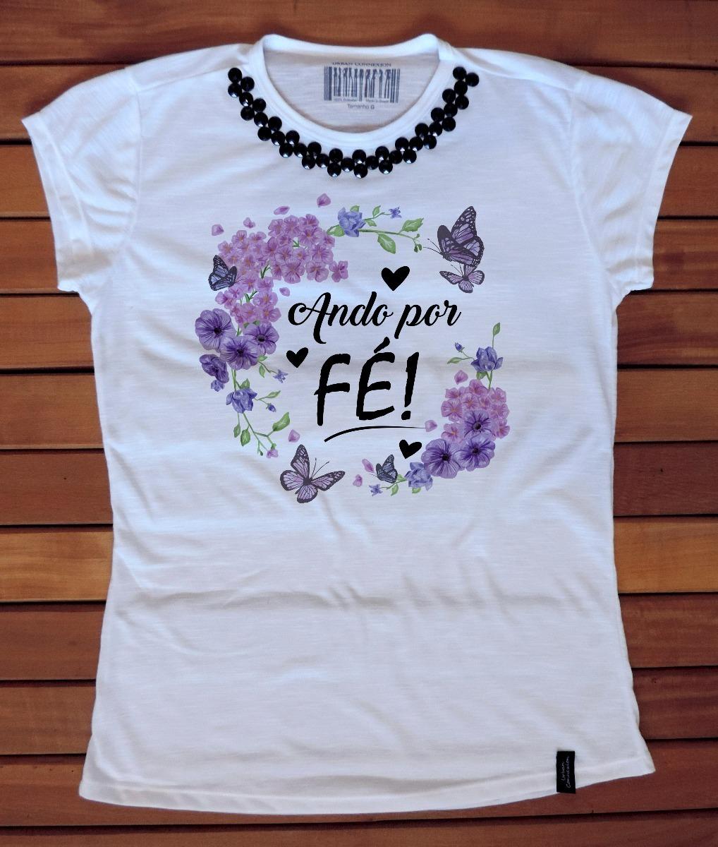 7127574df Kit De 5 Camisetas Evangelicas Urban T-shirts - R  225