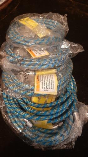 kit de 5 mangueras para aerógrafo de1/81.8m material nylon