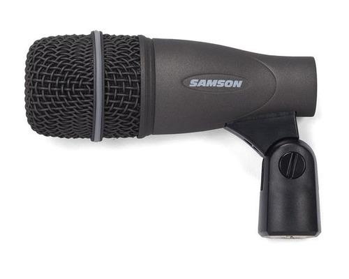 kit de 5 microfonos para bateria dk705 samson